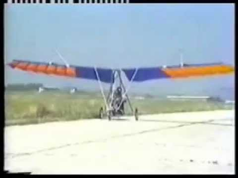 MANNED ORNITHOPTER