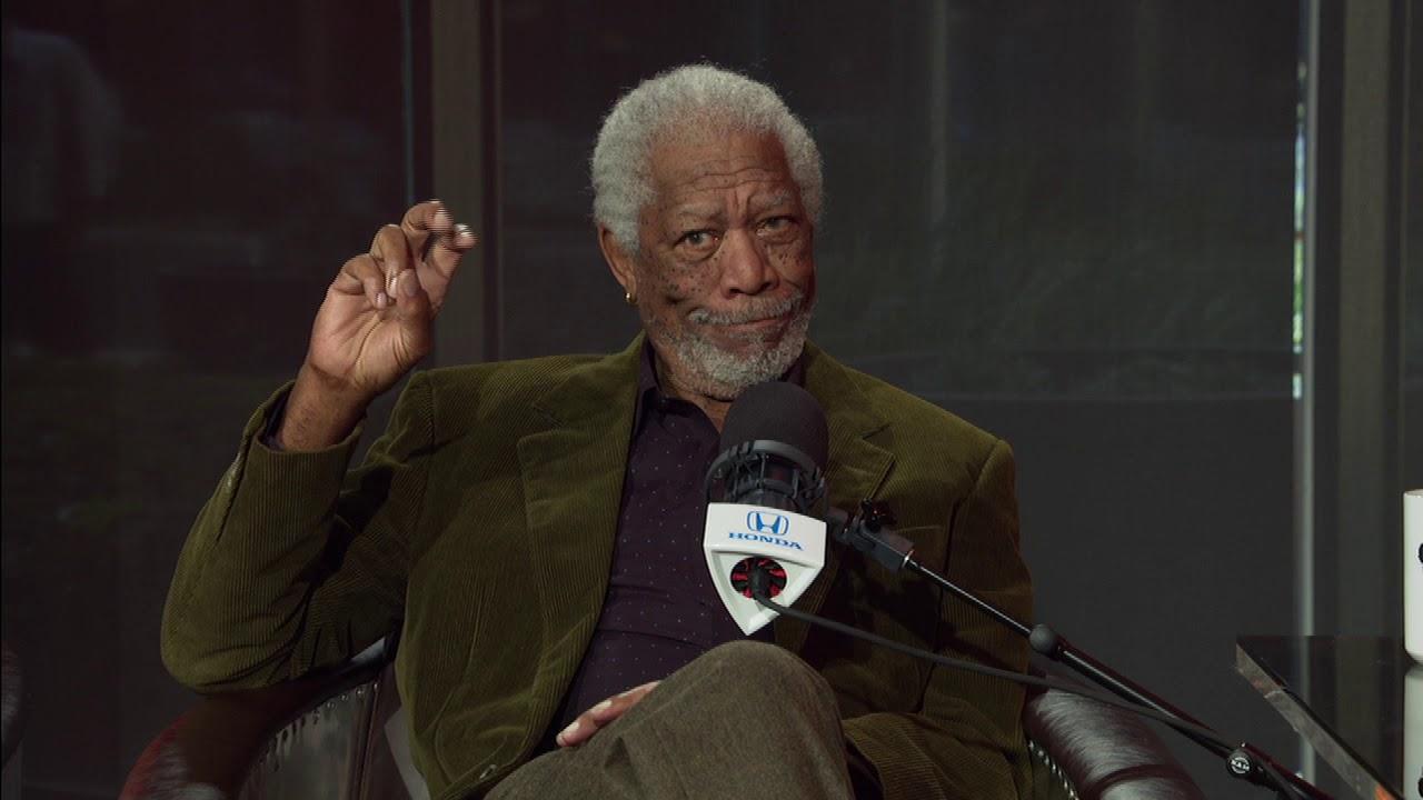 Why Morgan Freeman Was