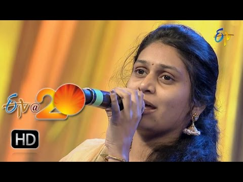 Krishna Chaitanya, Mohana Performance - Bale Bale Magadivoy Song in Nalgonda ETV @ 20 Celebrations