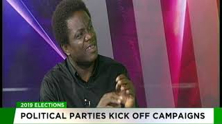 Ayodele Adewale speaks on election campaigns