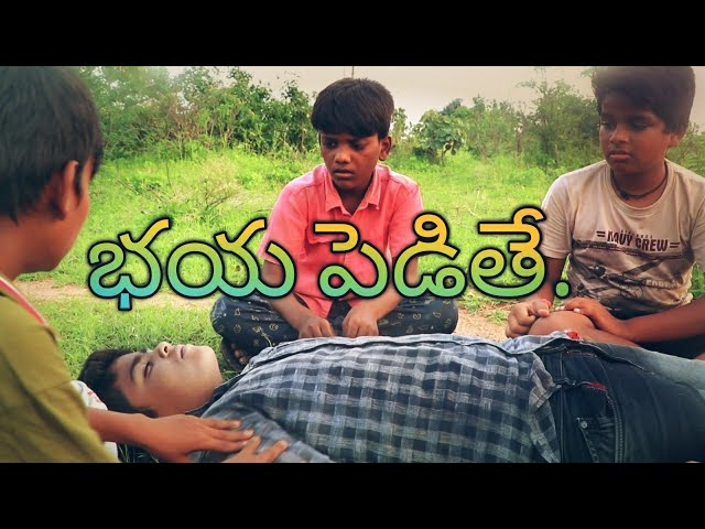Baya Pedite | My Village Comedy | Dheeraj Lp