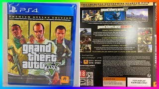 Grand Theft Auto 5 Premium Edition LEAKED! - NEW GTA Online Details, Prices, Console Release & MORE!