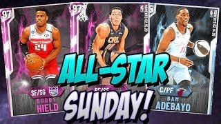 NBA 2K20 MYTEAM ALL-STAR SUNDAY! SO MANY NEW PINK DIAMONDS! LEBRON PG FIRED!?
