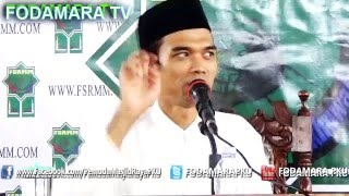 Imam Mazhab Menyikapi Perbedaan - Ustadz H. Abdul Somad Lc, MA