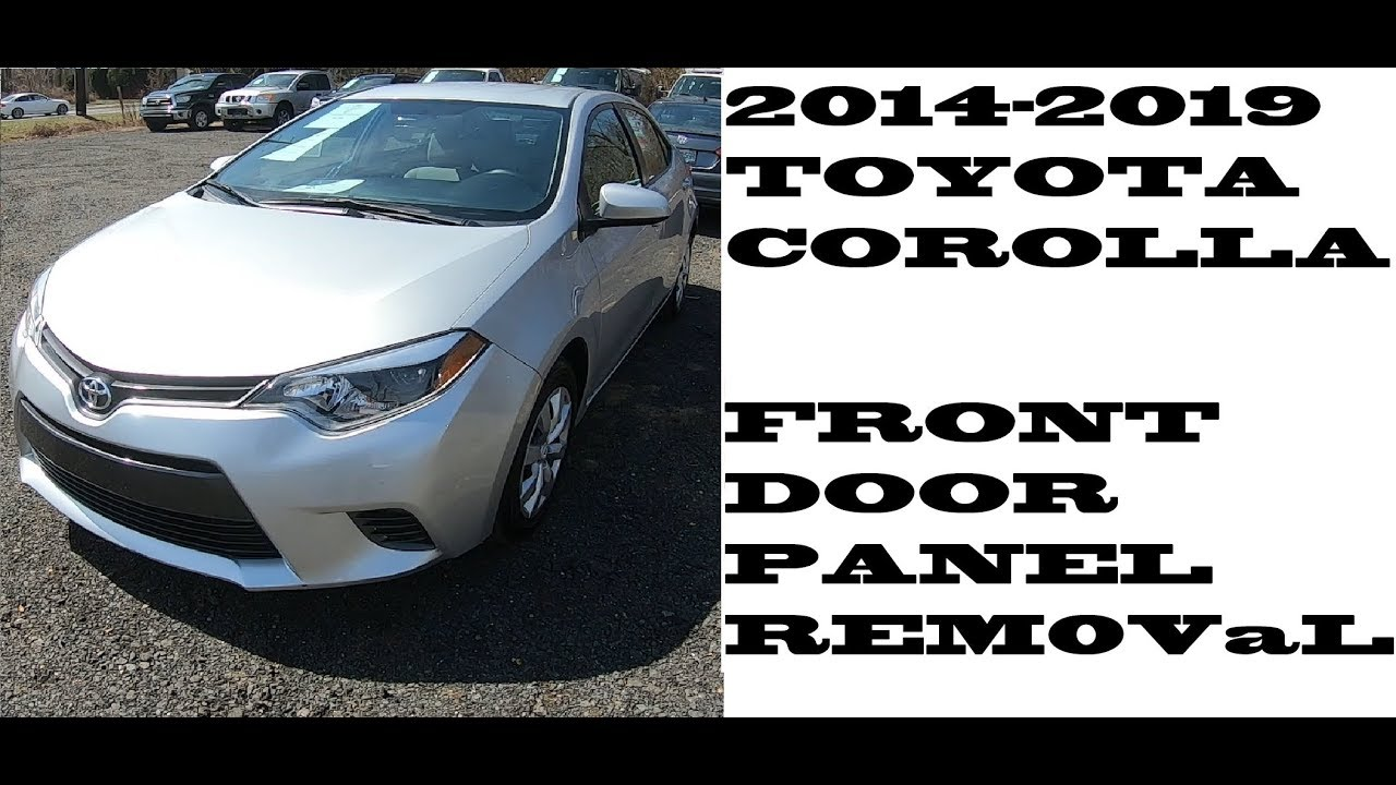 For 2016 Scion iM 2017-2018 Toyota Corolla iM Rear Door Window Glass Passenger