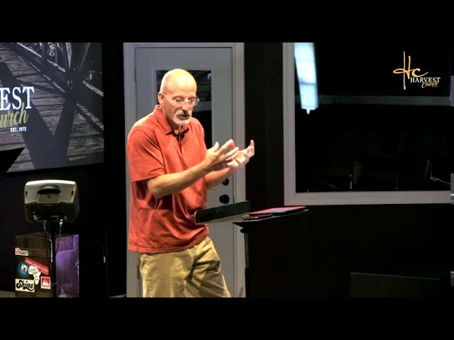 Be Filled with the Spirit | Harvest Church | Todd Griffith