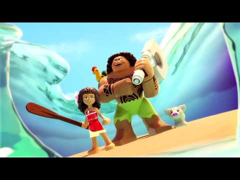 LEGO Disney Oceania - Un mondo di avventure