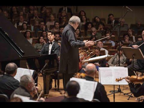 Haiou Zhang plays Rachmaninov Piano Concerto No. 3 Op. 30