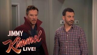 Jimmy Kimmel Hires Dr Strange by : Jimmy Kimmel Live