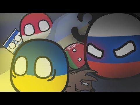 COUNTRYBALLS №10 | Один день из жизни Украины