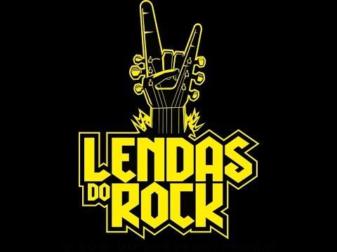 Transmissão ao vivo de Lendas do Rock ao Vivo
