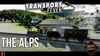 Transport Fever The Alps Gotthard Pass