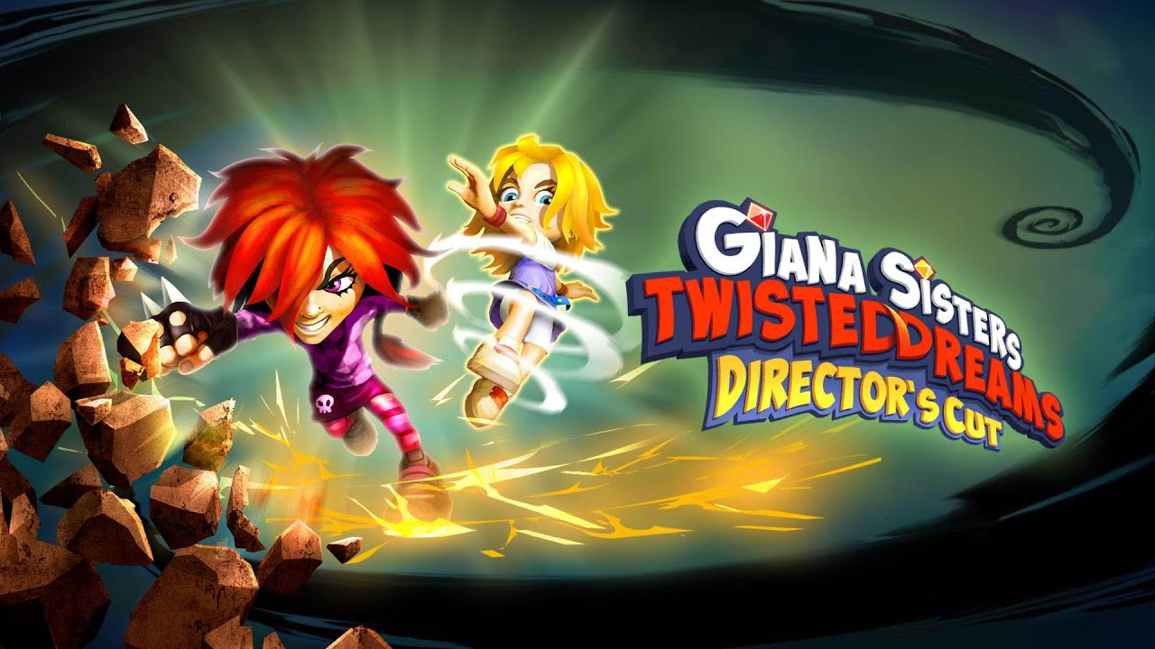 Giana Sisters: Twisted Dreams - Director´s Cut PS4 Trailer