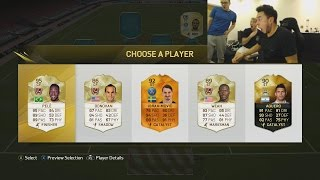 the greatest fut draft selection ever seen 190 fut draft challenge