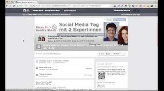 Facebook Veranstaltungsfoto hinzufügen, Gastgeber ändern & private Freunde einladen
