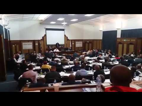 Disruption in council as Bobani is asked to leave