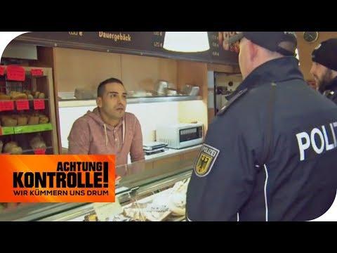 Raubüberfall im Ostbahnhof - Findet die Polizei den Täter? | Achtung Kontrolle | kabel eins