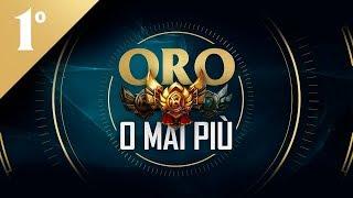 ORO O MAI PIÙ - HIGHLIGHTS PRIMA SERATA