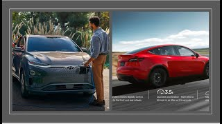 Should You Buy the Kona EV or Wait for Tesla Model Y?
