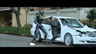 Chappie Steals A Car Rude Boy