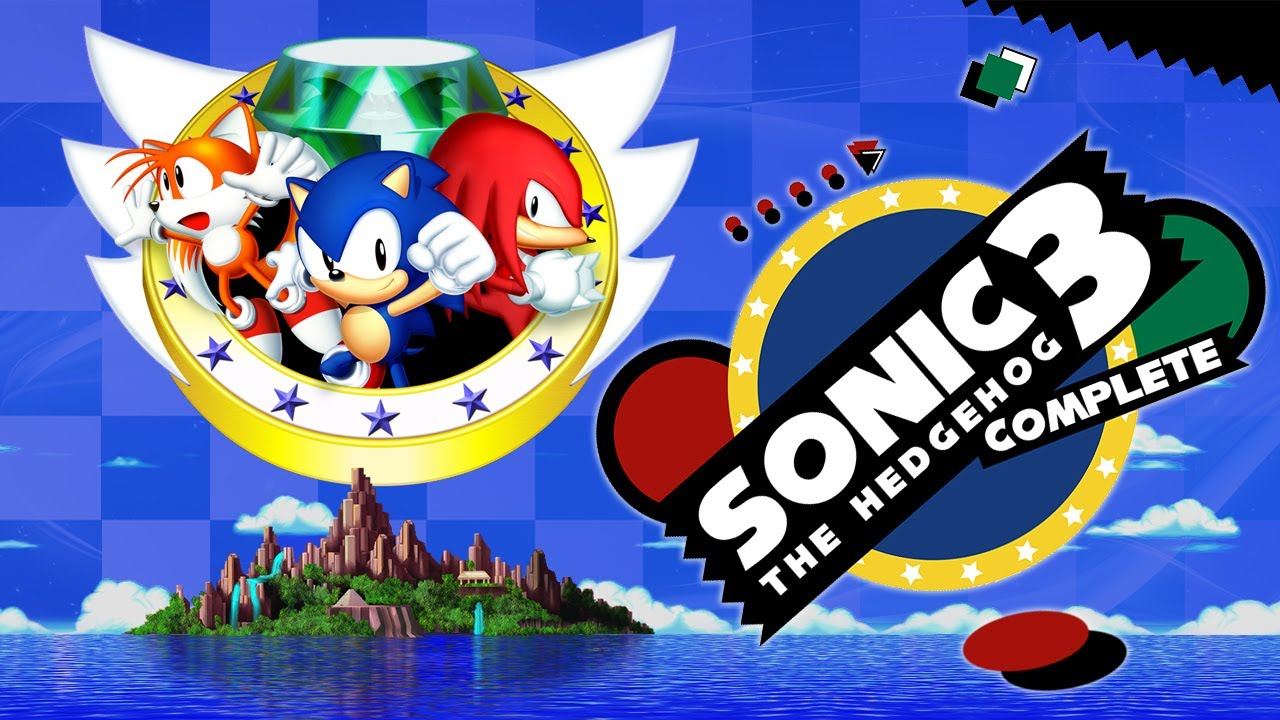 Sonic 3 Complet... Knuckles Game