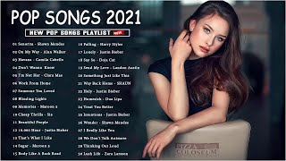 Music Hits 2021 ✅Top 40 Popular Songs Collection 🍀 Best English Music Playlist 2021✔️