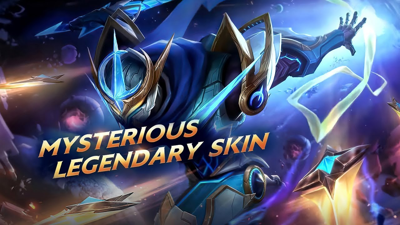 Harga Skin Legend Gusion Cosmic Gleam Magic Wheel Spin Youtube