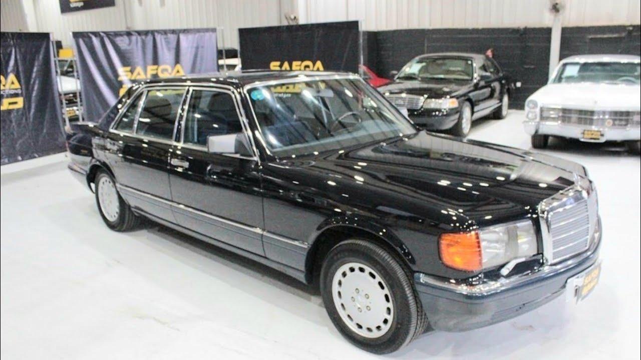 مرسيدس 90 560SELالموديل 1990وارد اليابان...اشتراكك🏷وتفعيل🔔دعم للقناة👍✅