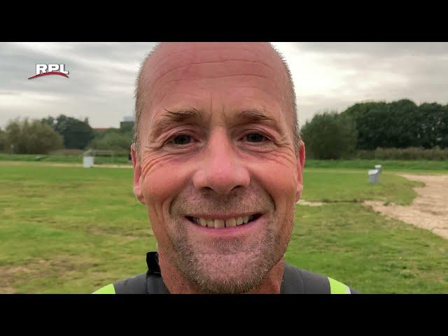 Han (53) uit Linschoten doet elke maand een triatlon voor het goede doel