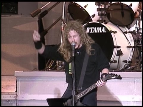 Metallica - For Whom The Bell Tolls - Live at Donington (1991) [Pro-Shot]