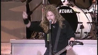 Metallica - For Whom The Bell Tolls - Live at Donington (199...