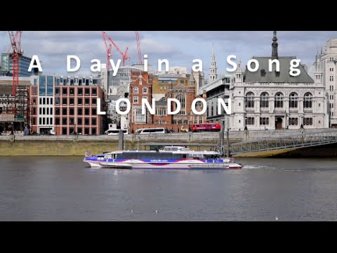A Day in a Song | LONDON: Southbank, Natural History and V&A Museums