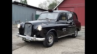 1967 Austin Princess FX4 London Taxi for Sale