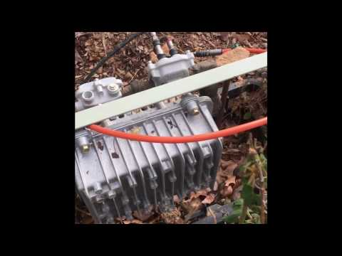 Fiber Gigabit Internet Installation Underground - Cable and Underground Utilities - Aftermath