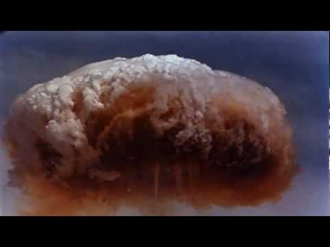 China's First Nuclear Weapons Test