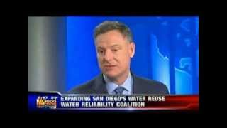 KUSI - Scott and Todd Gloria talk about diversifying San Diego's water sources