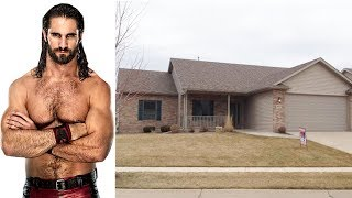 10 Surprising Real Houses of WWE Superstars - Seth Rollins, Roman Reigns & more
