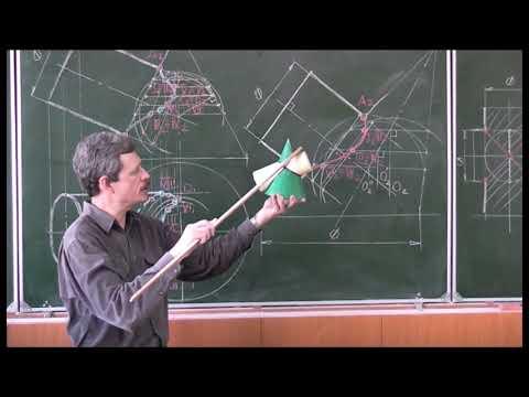 Начертательная геометрия. Лекция 16. Часть 3.