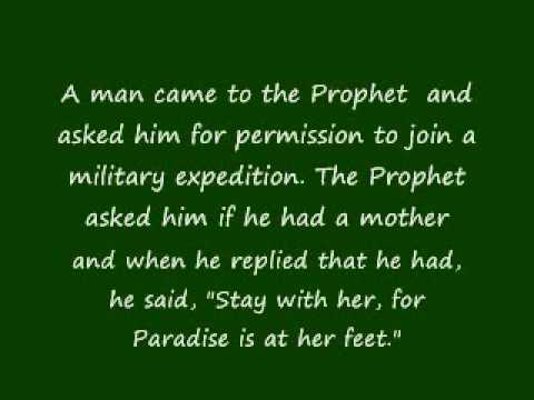 obedience to parents in islam Yet despite the tremendous status islam accord parents, a son is under  no  legitimate grounds for their dislike, then no such obedience is due.