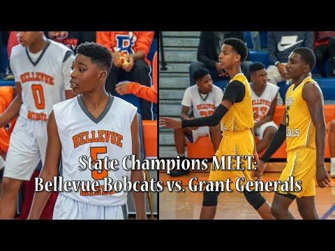 State Champions FACE OFF: Bellevue Bobcats (TN) vs Grant Generals (ILL)
