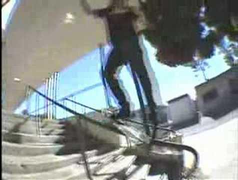 albert Balls pico rivera WTK Skateboarding