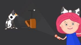 Смарта и Чудо-сумка - Скорая помощь летучей мышке 🦇 Развивающие мультики для детей