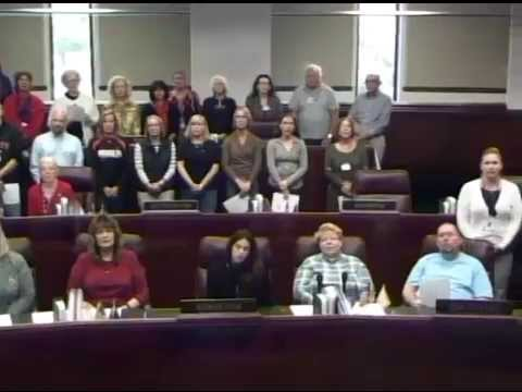 """""""Home Means Nevada"""" Sung by the Staff of the Nevada Legislature!"""
