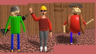 Play As Team Fortress 2 Characters! | Baldi's Basics RP | Roblox