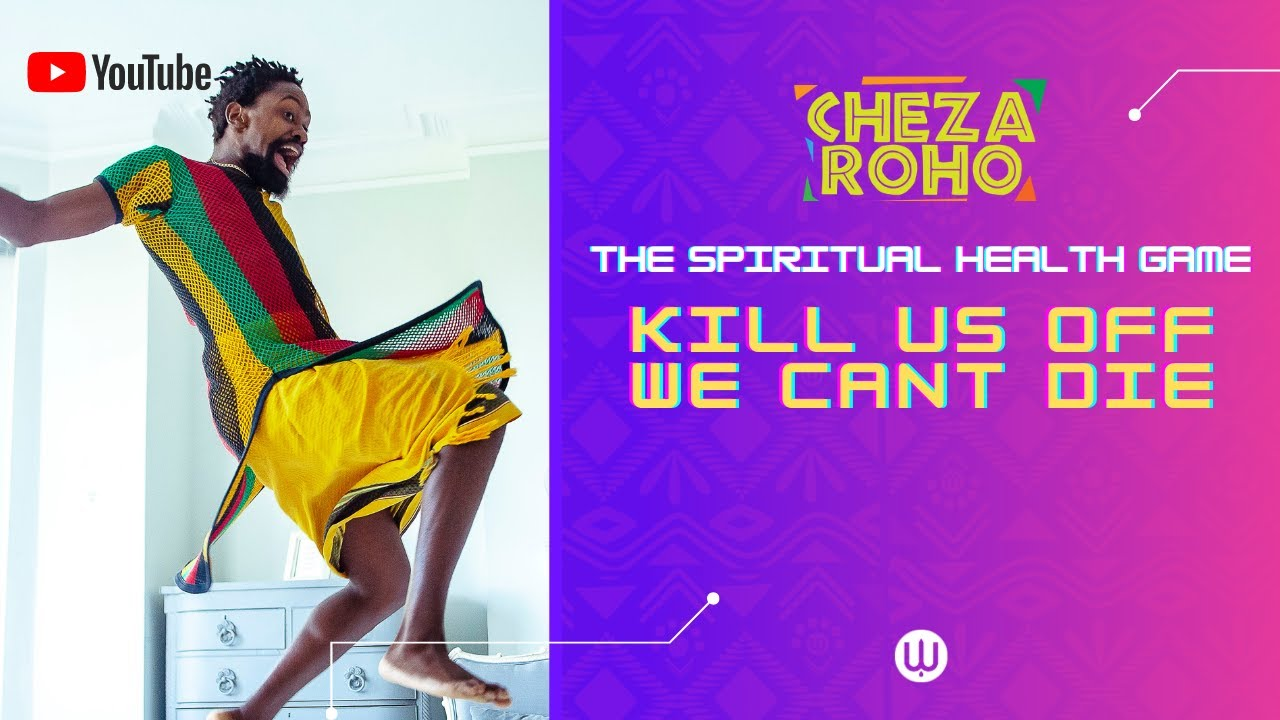 Cheza Roho Live : Kill us off WE CANT DIE! - #GrimeMeditation