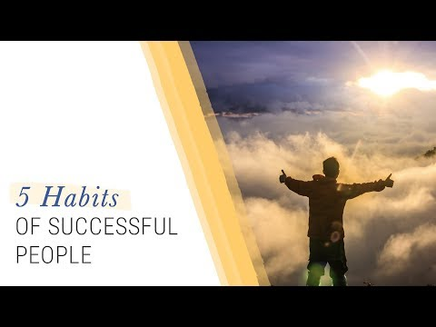 5 Habits of Successful People | Jack Canfield