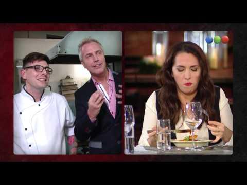 Los jurados reaccionan ante los platos - Dueños de la Cocina