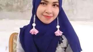 Tutorial hijab cantik kekondangan