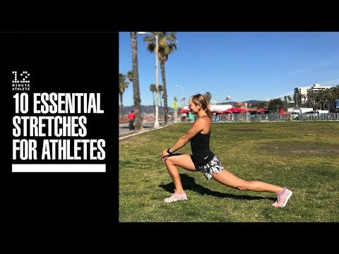 10 Essential Stretches for Athletes