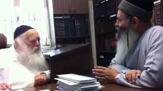 הרב אמנון יצחק - גדול הדור הרב קנייבסקי שליט''א מברך את הרב אמנון יצחק שליט''א